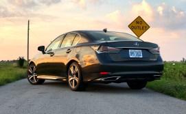 2017 Lexus GS 200t Review - 6