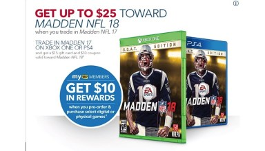 What you need to know about the best Madden 18 deal you will find.