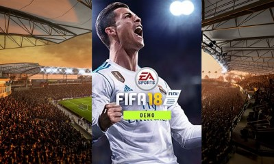 The FIFA 18 demo is on the Xbox One Store, and the release date is soon.