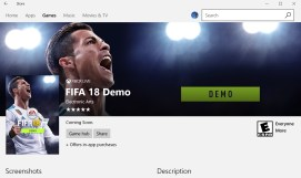 What you need to know about the FIFA 18 demo.