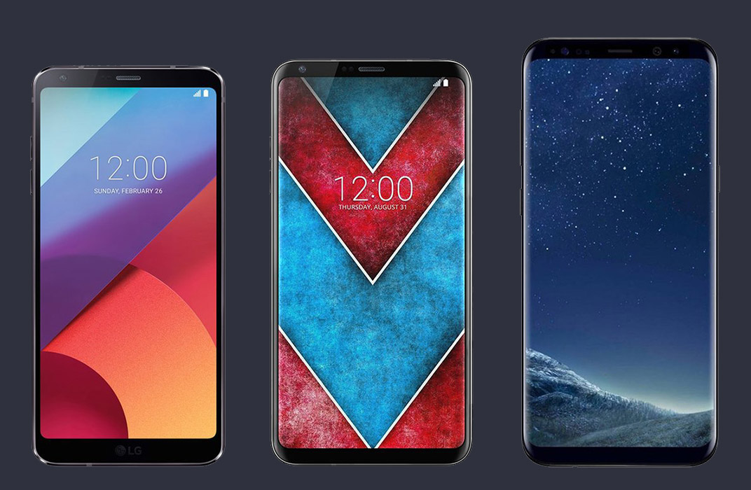 LG V30 to Have FullVision OLED Display