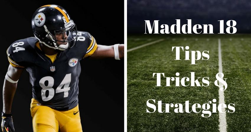 Madden 18 Tipps