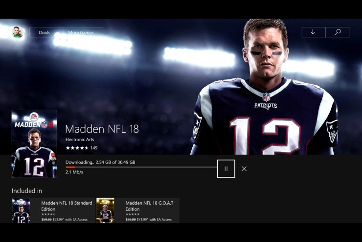 How to fix Madden 18 download problems.