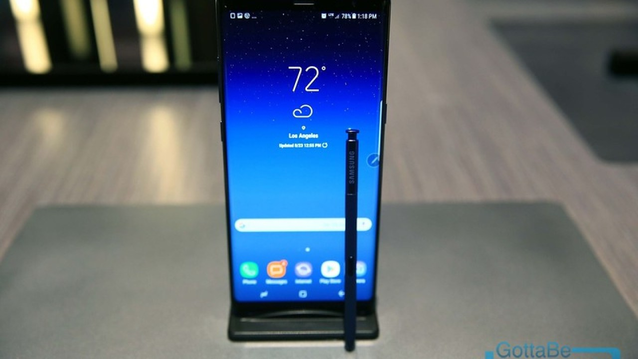 How to Change the Galaxy Note 8 Keyboard