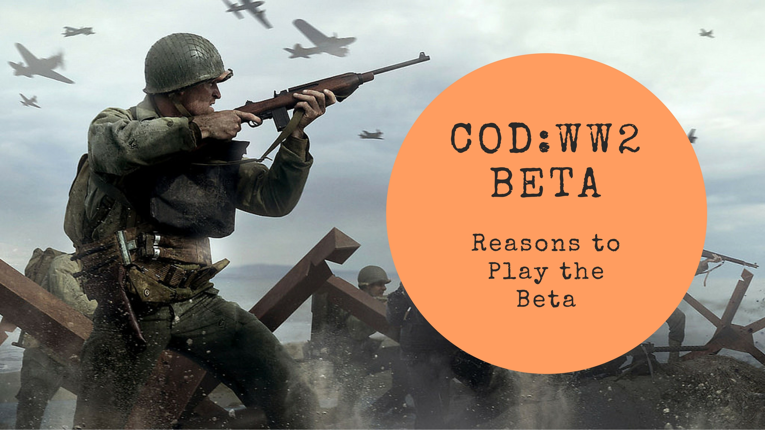 Why you need to try the Call of Duty WWII beta