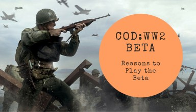 Why you need to try the Call of Duty: WWII beta.