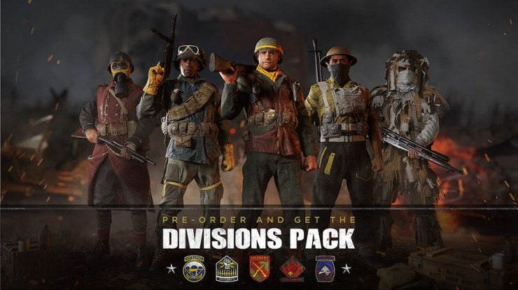 Find Your Favorite Division