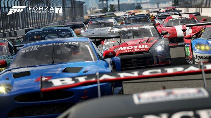 New Forza 7 Campaign