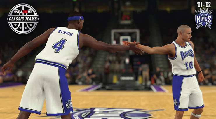NBA 2K18 Classic Teams: All the New & Returning Squads