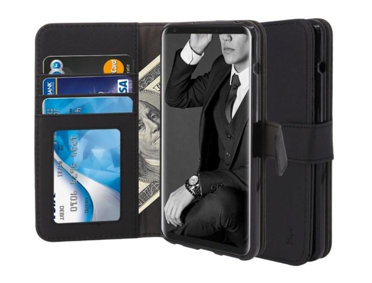 TAURI Kickstand Wallet Case
