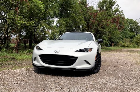 2017 Mazda MX-5 Miata RF Review - 17