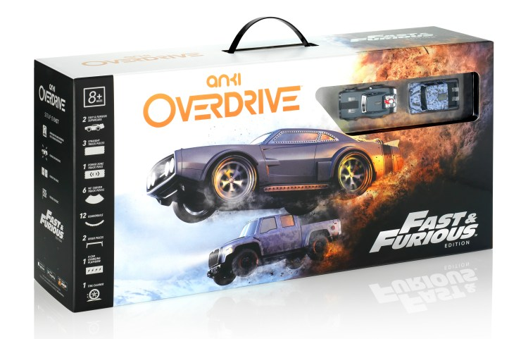 Anki Overdrive Fast Furious Review The Ultimate Racing Game