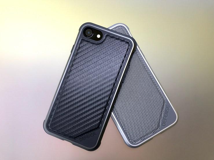 x-doria Defense iPhone 8 Plus Cases