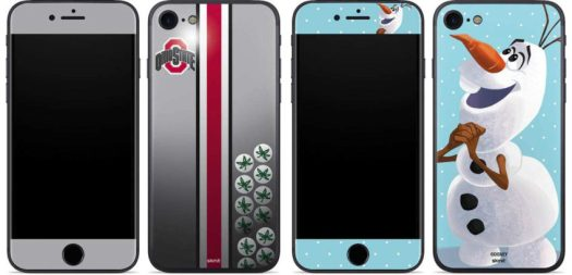 Skinit offers the most branded iPhone 8 skin options around.
