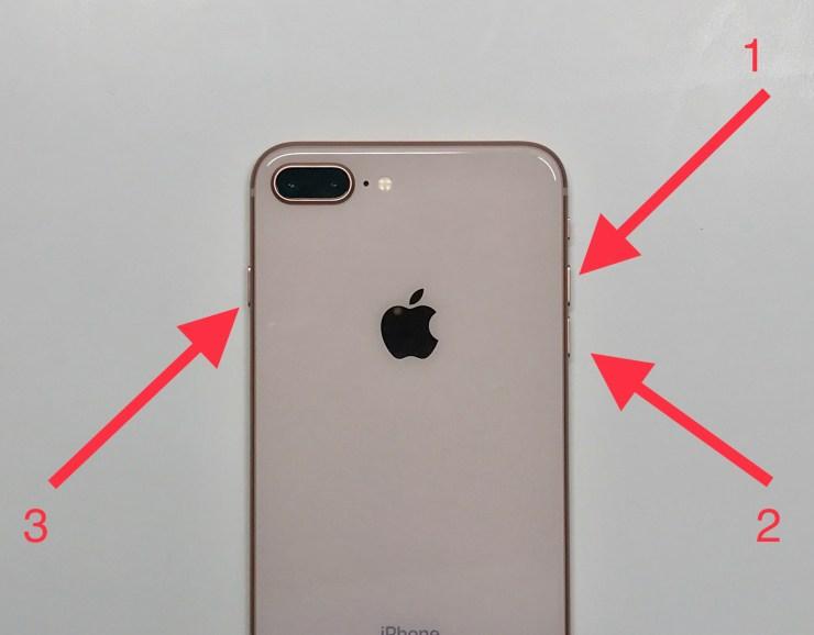 Как исправить зависший iPhone 8 за 10 секунд.