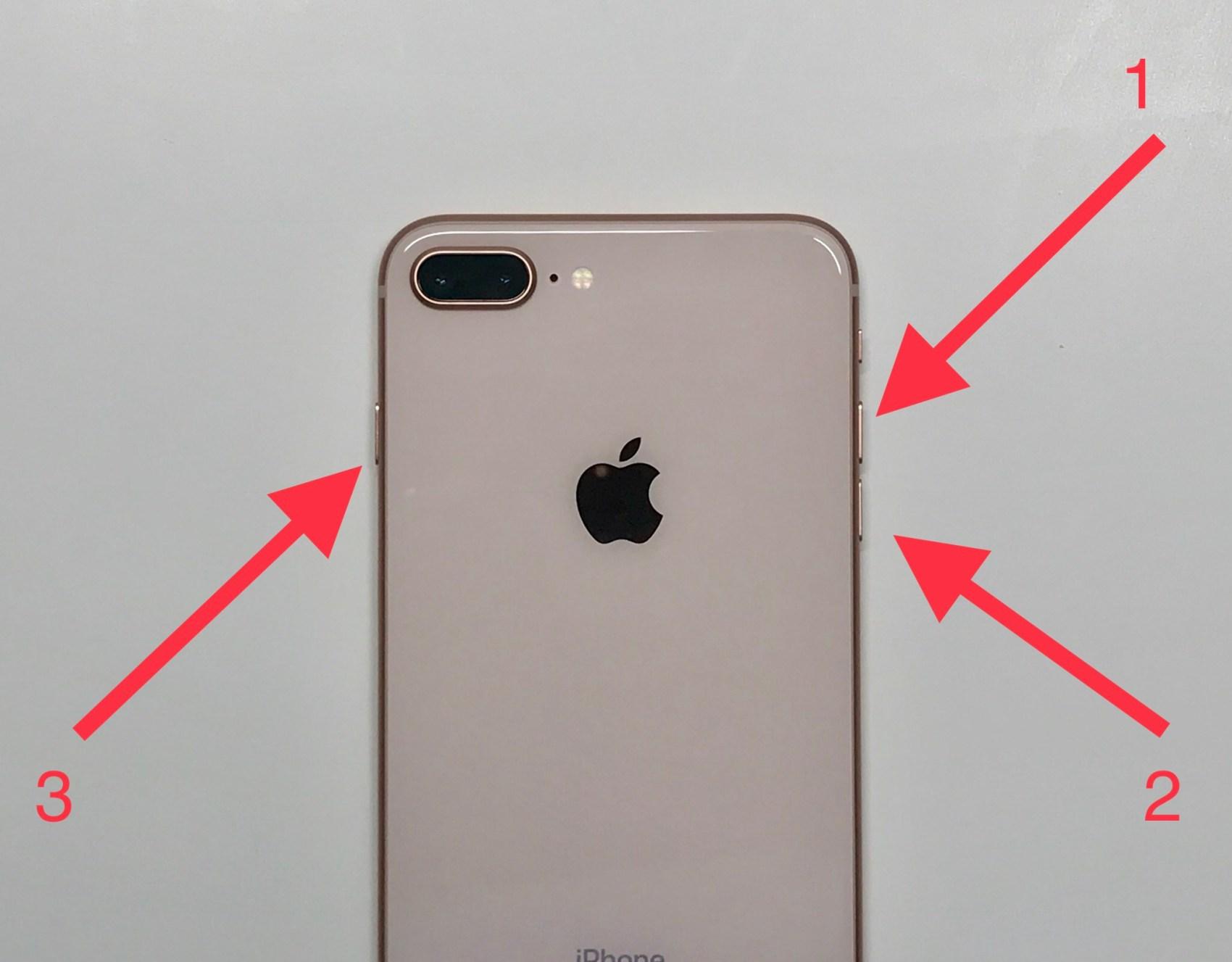 Comment Faire Un Hard Reboot Sur Votre Iphone 8 Toms Guide
