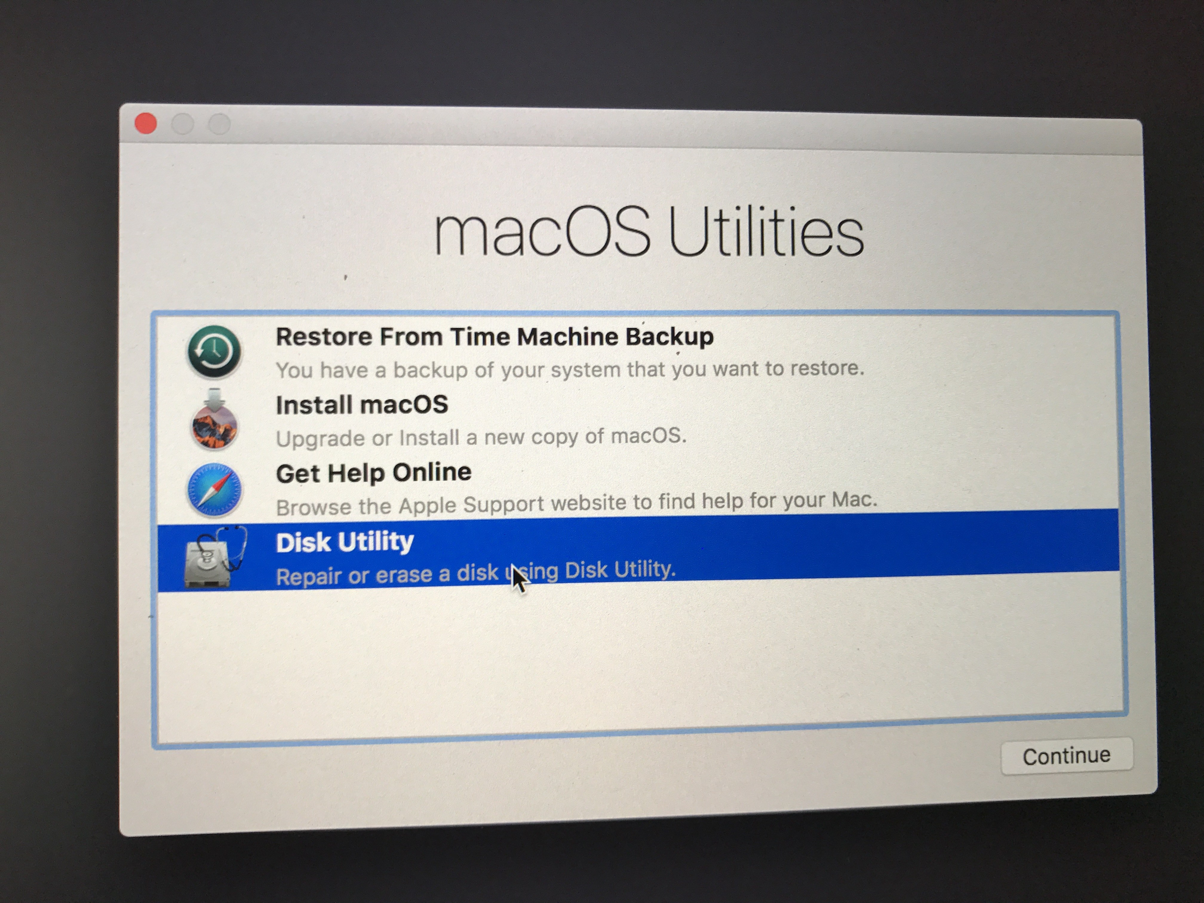 How to Repair a Mac Disk with fsck from Single User