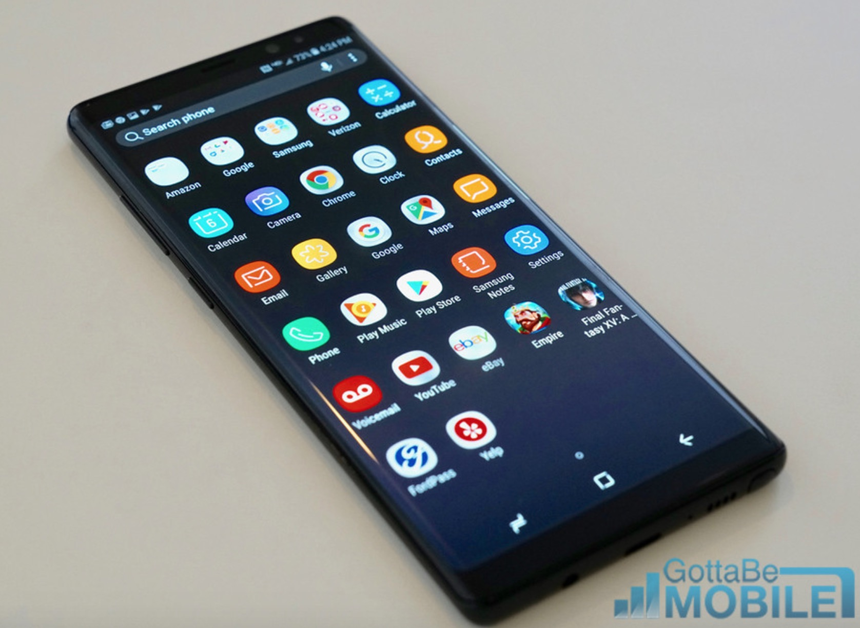 Steps to recover deleted text messages from Samsung Galaxy Note 4