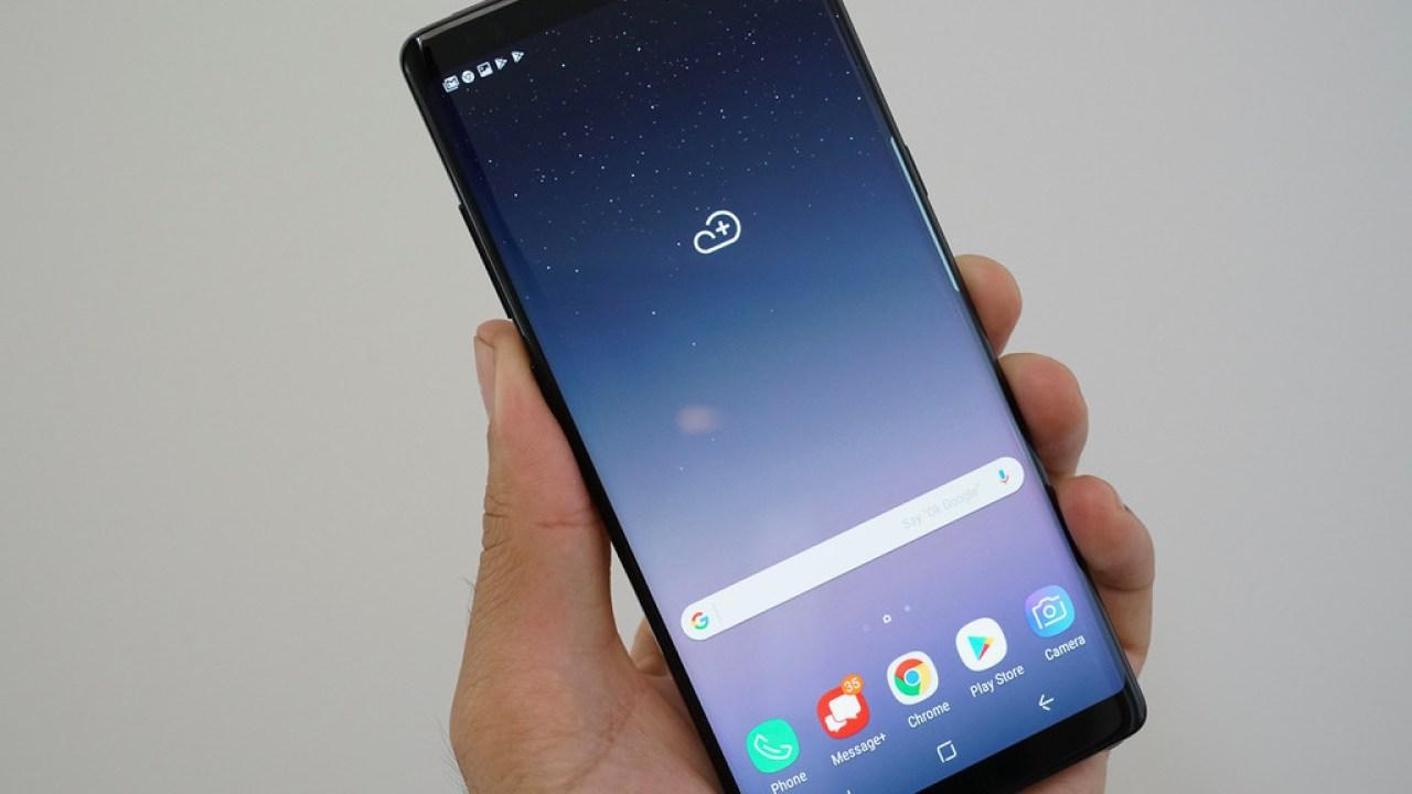How to Change the Galaxy Note 8 Lockscreen & Wallpaper