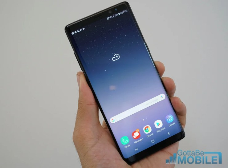 How to Fix Bad Galaxy Note 8 Battery Life