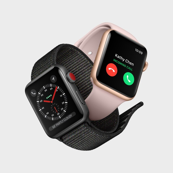 Buy the Apple Watch 3 for LTE