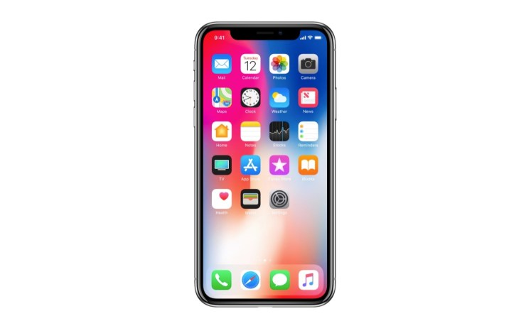 No Home Button or Touch ID