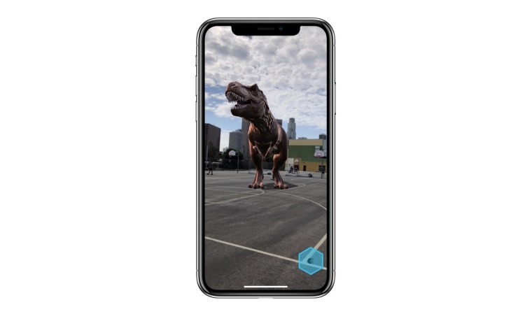 Augmented Reality Features