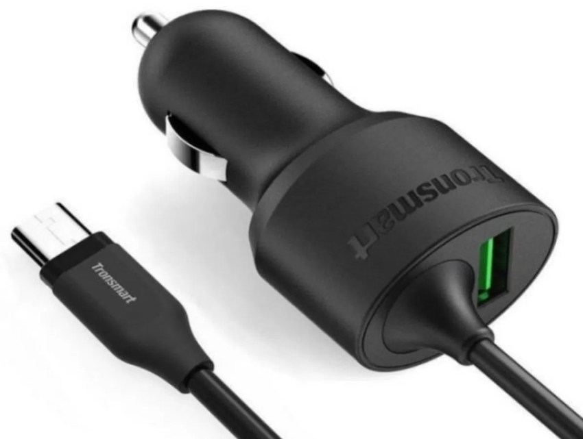 Tronsmart 33w Dual Fast Car Charger