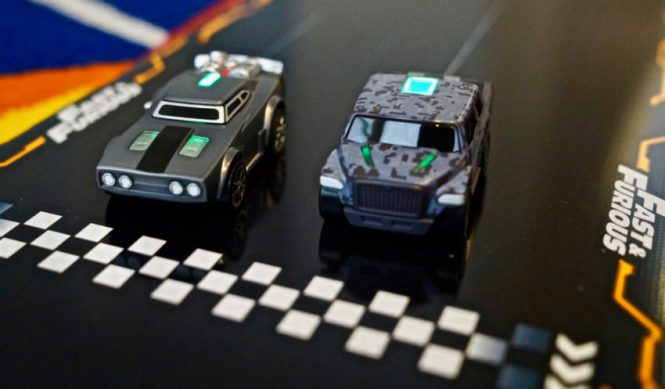 Anki OVERDRIVE: Fast & Furious Edition Ice Charger and MXT