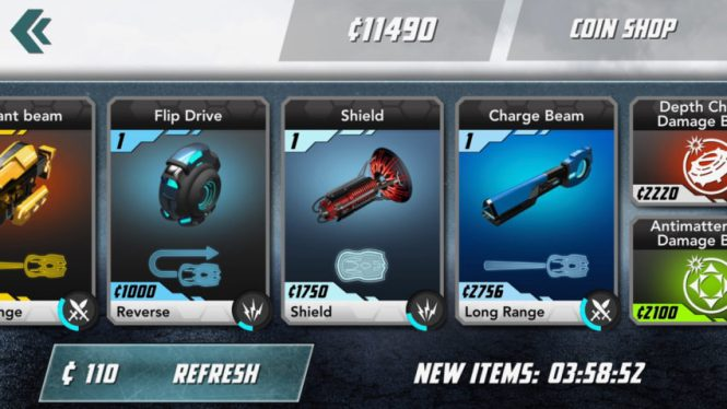 Anki OVERDRIVE: Fast & Furious Edition Review: Coin Shop