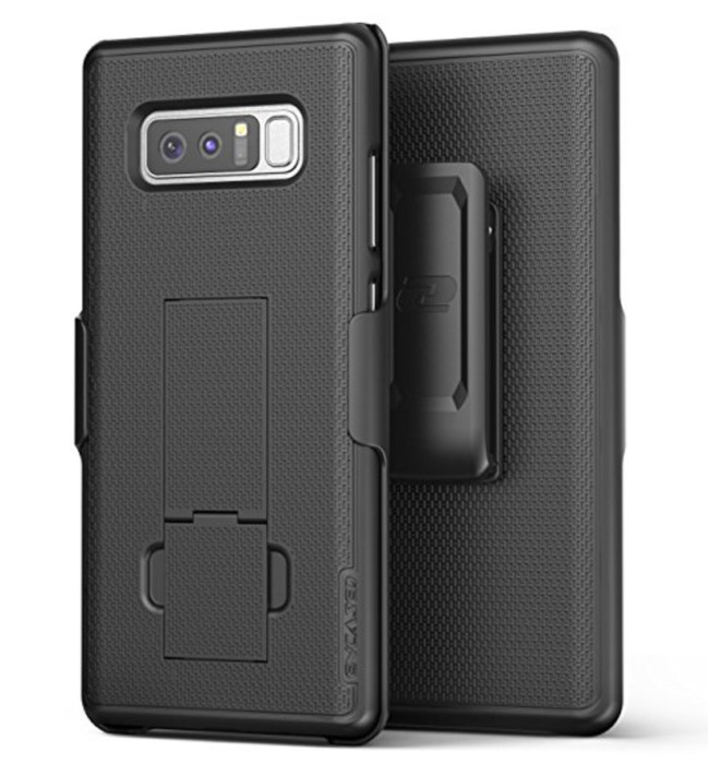 Encased Kickstand Holster Thin Case