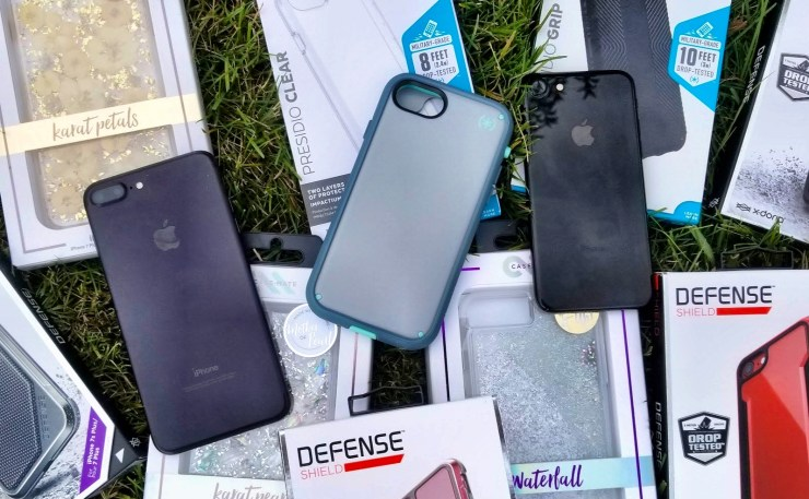 Yes, your iPhone case will fit the Phone 8 or iPhone 8 Plus.