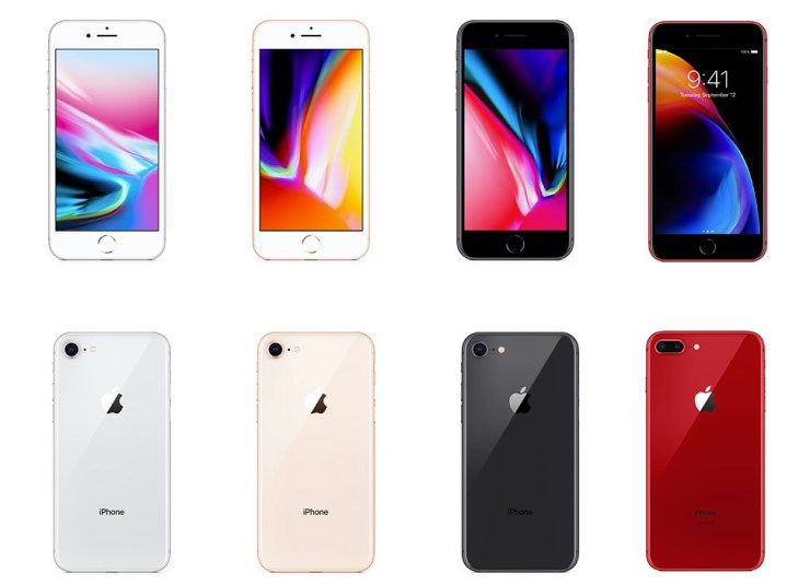 Image result for iphone 8 colors