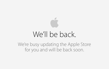 It's 12:14 AM and Apple's still not taking your order!