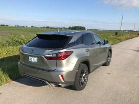 2017 Lexus RX 350 F Sport Review - 29