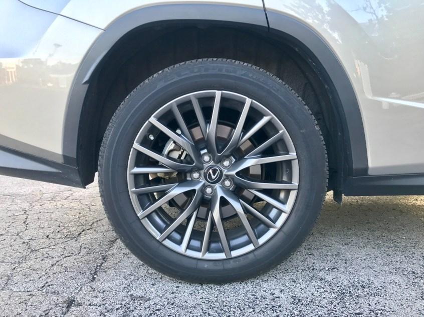 2017 Lexus RX 350 F Sport Review - 3