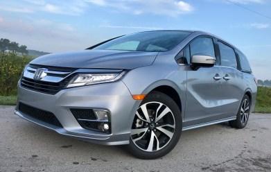 2018 Honda Odyssey Review - 10