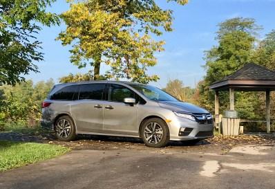 2018 Honda Odyssey Review - 21