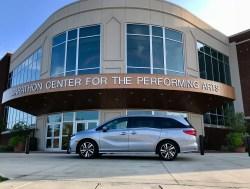 2018 Honda Odyssey Review - 24