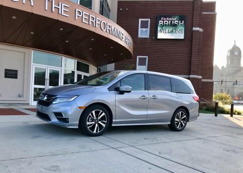 2018 Honda Odyssey Review - 28