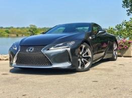 2018 Lexus LC 500 Review - 22