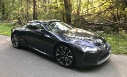 2018 Lexus LC 500 Review - 23