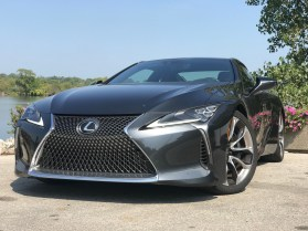 2018 Lexus LC 500 Review - 4