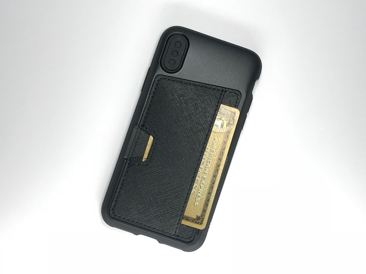 Silk Q-Card iPhone X Wallet Case