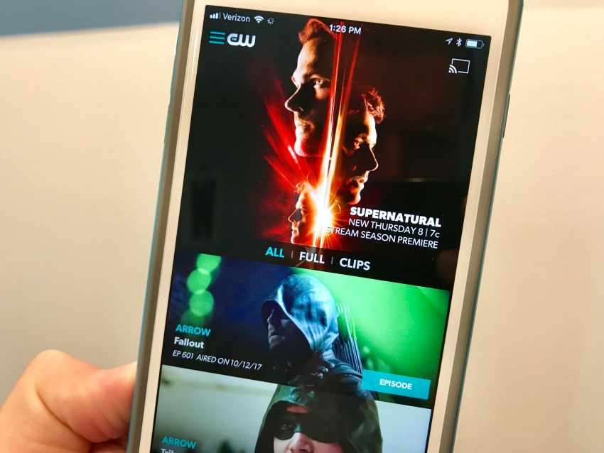 What you need to know about the CW app.