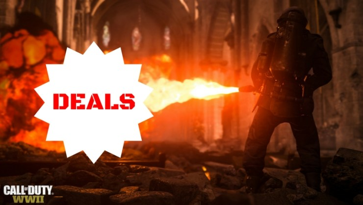 Buy If You Find Call of Duty: WWII Season Pass Deals