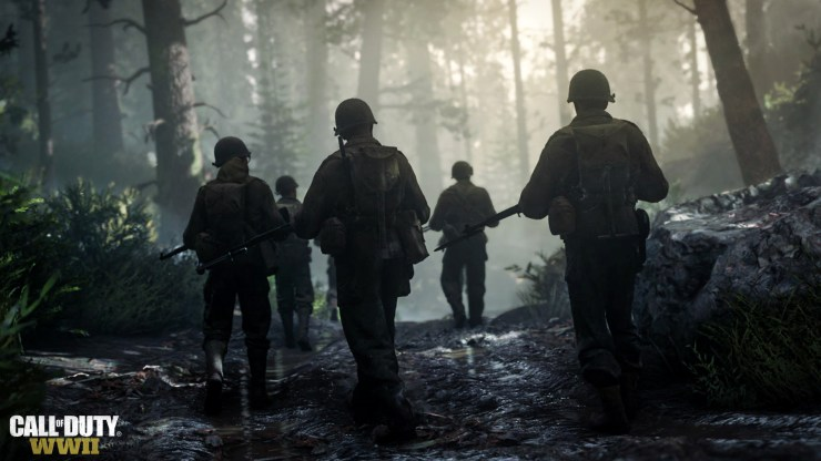 Here's the latest Call of Duty: WWII multiplayer information.