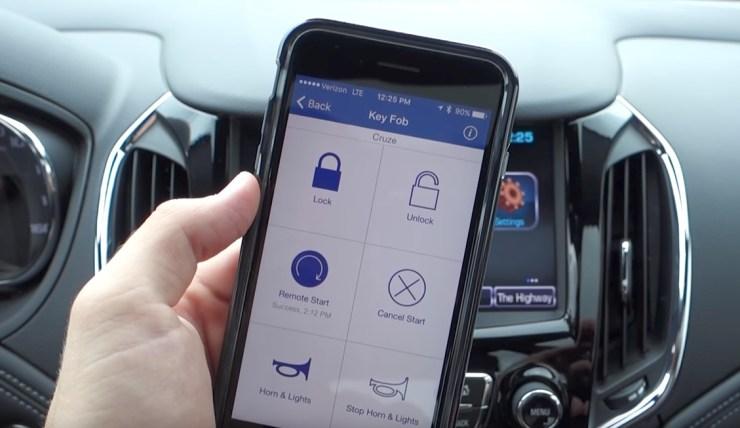 WiFi Hotspot & Smartphone Control