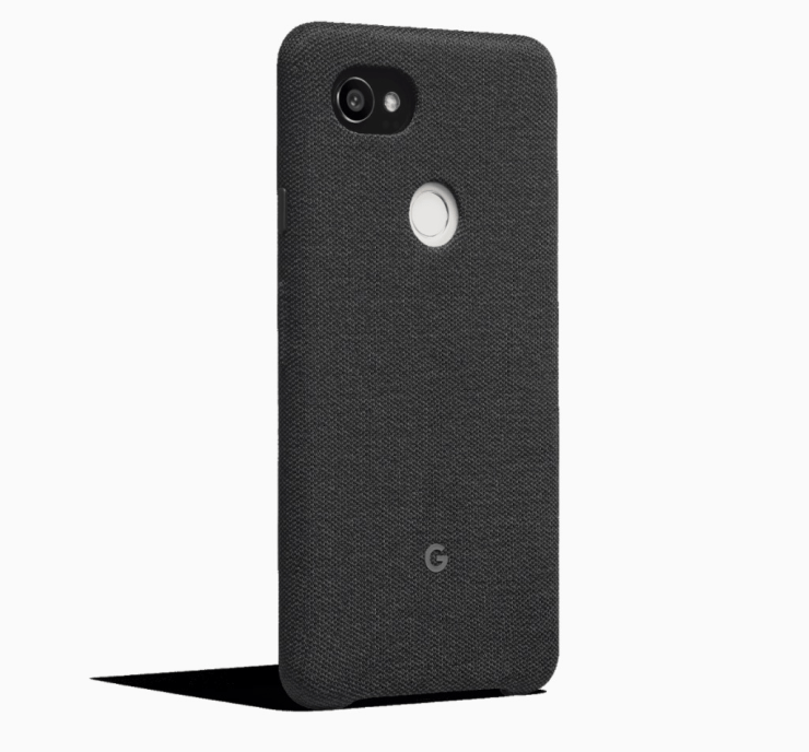 Google Pixel 2 Fabric Cases ($40)