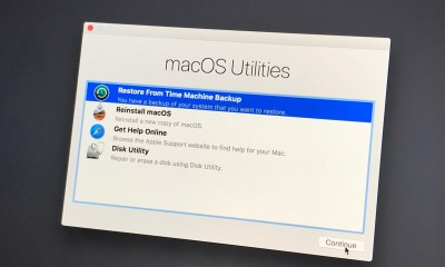 How to downgrade macOS High Sierra to macOS Sierra with a Time Machine Backup.